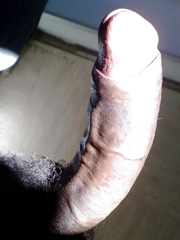 Curve, big black dick