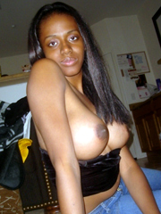 Photo collection of amateur black..
