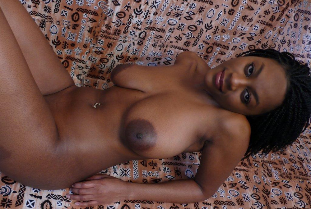 Hot Black Girl Big Tits